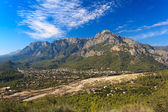 Taurus Mountains in Goynuk, Turkey — Stock Photo