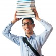 Education concept with student — Stock Photo #6836721