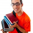 Education concept with student — Stock Photo #6838060