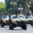 Royalty-Free Stock Photo: BAKU - 26 June 2011 - Miliatary Parade in Baku, Azerbaijan on Ar