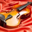 Music concept with violin — Stock Photo #6887241