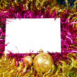Festive concept for your message - Lizenzfreies Foto