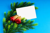 Festive concept for your message — Foto de Stock