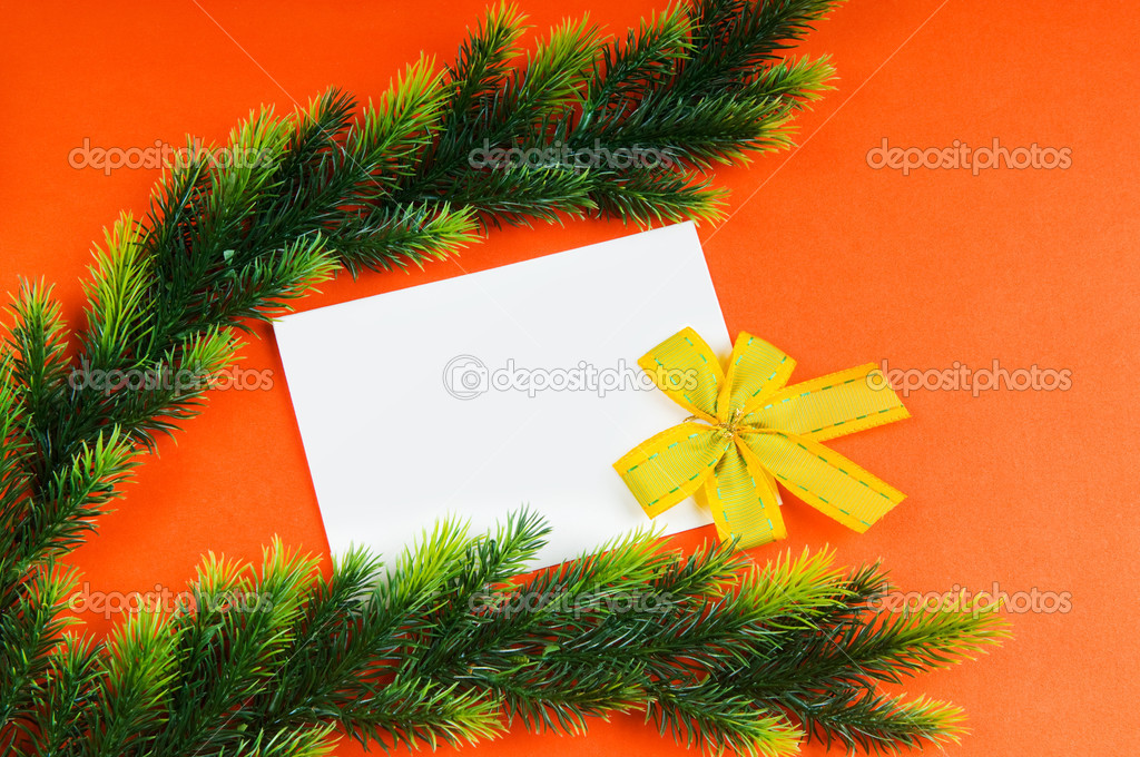 Festive concept for your message — Stock Photo #7137754