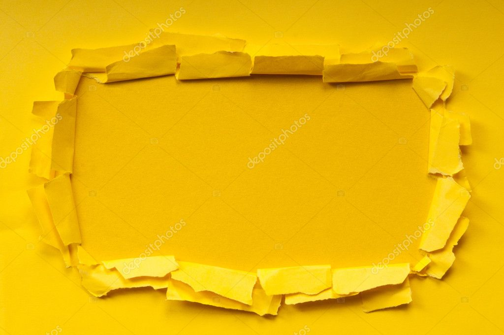 Paper pieces with space for your message  Stock Photo #7310031