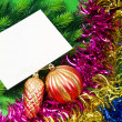 Royalty-Free Stock Photo: Festive concept for your message