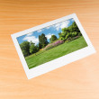 Picture frames with nature photos — Stock Photo #7551923