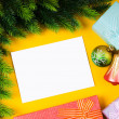 Festive concept for your message — Stock Photo #7866800