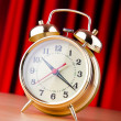 Time concept with alarm clock — Stock Photo