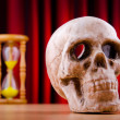 Death and time concept — Stock Photo #7882339