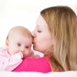 Mother and the small child — Stock Photo #7095096