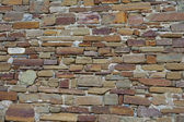 Stone fortification — Stock Photo