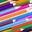 Color pencils background — Stock Photo #7869855