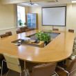 Royalty-Free Stock Photo: Business meeting room in office