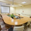 Business meeting room in office — Stock Photo #7882770