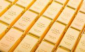 Fine gold 999,9 — Stock Photo
