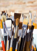 Painter's tools — Stock Photo