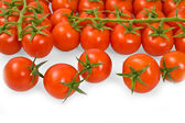 Fresh ripe tomatoes — Stockfoto