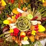Holiday decoration — Stock Photo