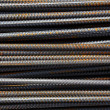 Stock Photo: Reinforcement bar