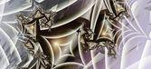 Geometric dance — Stock Photo