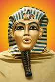 Maska egipska — Zdjęcie stockowe