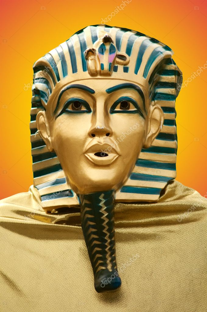 Egyptian mask — Stock Photo #6825568