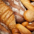 Assortment of baked bread — Stock Photo #7543237