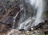 şelale gorge belagorka. kırgızistan. — Stok fotoğraf
