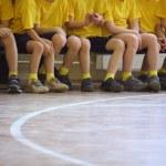 Sports hall — Stock Photo