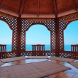 Calm pavilion — Stockfoto #7428835