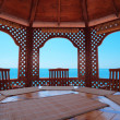 Calm pavilion — Stock Photo