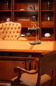 Luxury office interior — Stock Photo