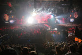 Show in nightclub — Stock Photo