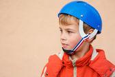 Boy in sportswear — Stockfoto