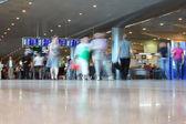 En el aeropuerto — Foto de Stock