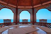 Calm pavilion — Stock Photo