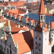 Stock Photo: Munich cityscape