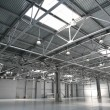 Hangar warehouse — Stock Photo #7435225