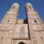Munchen Frauen Kirche — Stock Photo #7436582