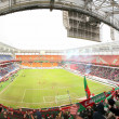 Football panorama — Stock Photo #7436778