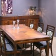 Stock Photo: Dinning room interior 2