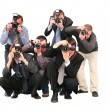 Stock Photo: Paparazzi
