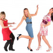 Dancing girls — Stock Photo #7439223