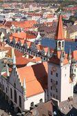 Paisaje urbano de munich — Foto de Stock