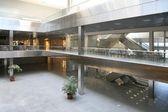 Hall av köpcenter — Stockfoto