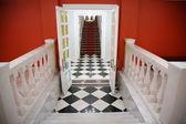 Stairway inside the building — Stockfoto