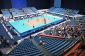 Volleyboll-spel — Stockfoto