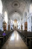 In cathedral. munchen — Stock Photo