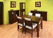 Dinning room interior — Stock Photo